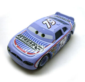 Disney Pixar Movie Cars Toy Car Diecast Vehicle Piston Cup 79 Retread Rare Ebay