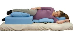 Oakworks Side Lying Massage Bolster Positioning System Ebay
