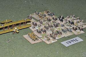 10 mm Ww1 / British - Battle Group Inf de Recce (14996)