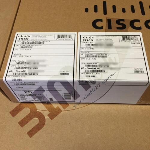 *New Sealed* Genuine Cisco C2960X-STACK Stacking Module with CAB-STK-0.5 cable