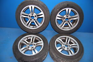 4x-Komplettrad-235-55-R17-103V-Alufelge-8Jx17-EH2-ET46-5x120-BMW-X3-E83-3401200