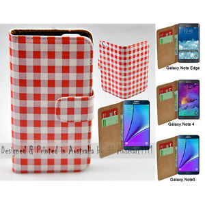 For-Samsung-Galaxy-Note-Series-Bavarian-Print-Wallet-Mobile-Phone-Case-Cover