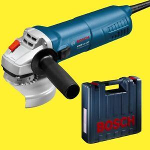 BOSCH-Winkelschleifer-GWS-11-125-mm-im-Koffer-1100-Watt-060179D003