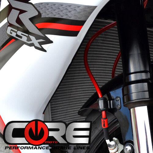 CORE MOTO MX KTM 250SX 2003-2011 250SX-F 2005-2010 FRONT AND REAR BRAKE LINE KIT