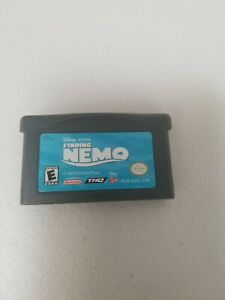Finding Nemo Continuing Adventures (Nintendo Gameboy Advance GBA) Cart Only