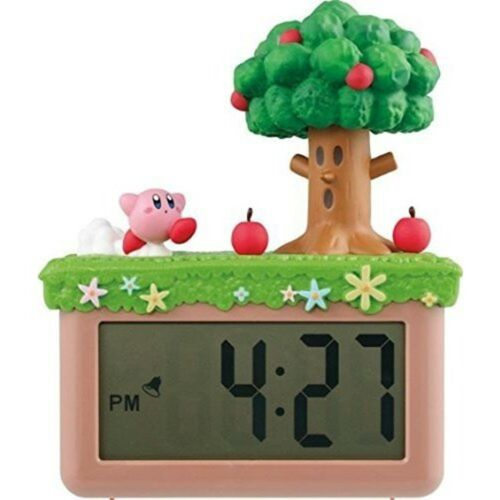 Kirby Pupp Remix B prize of the most awesome star alarm clock GREENS