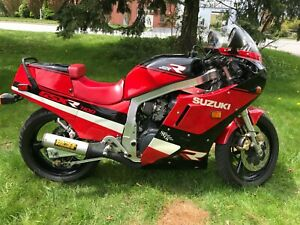 1988 Suzuki GSX-R