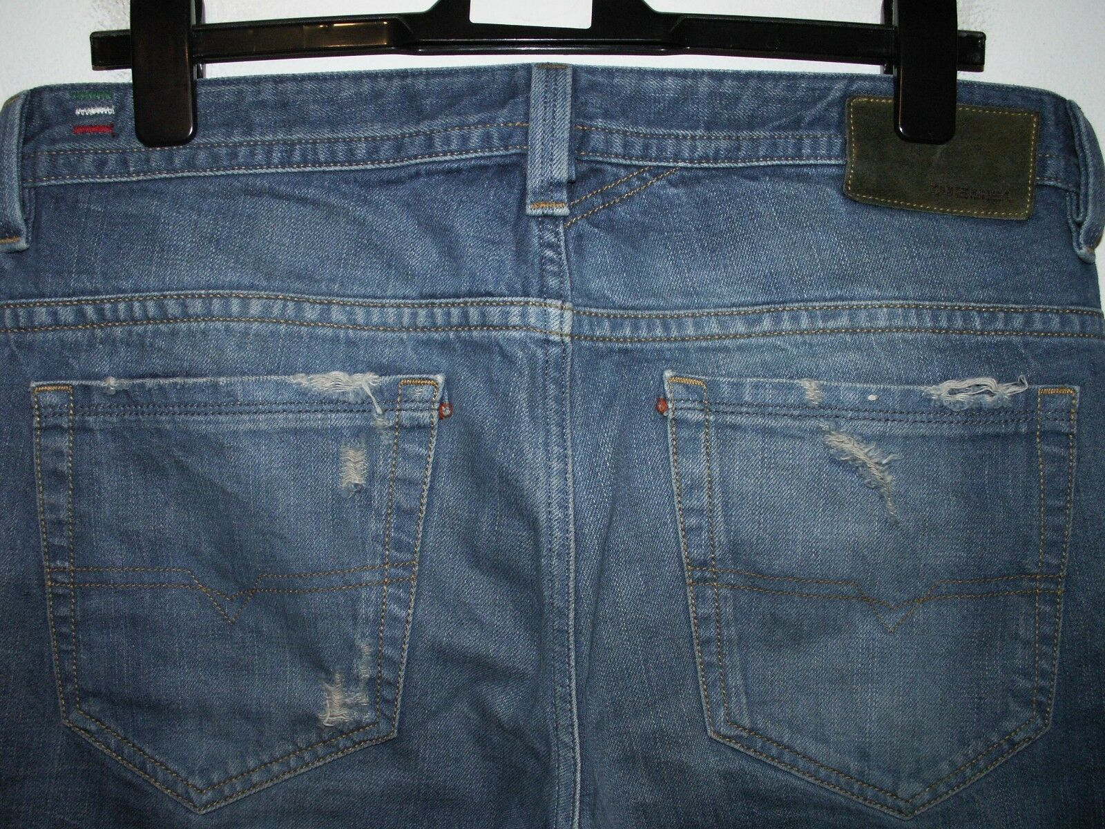 Diesel thavar slim-skinny fit jeans wash 008X2 W32 L34 (a3588)