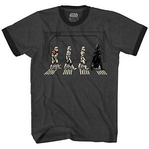 e5196feea04 Star Wars Death Star Road Darth Vader A New Hope Adult Men s Graphic ...