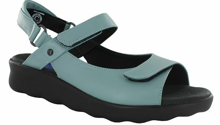 Wolky Pichu Sky bluee Comfort Ankle Strap Sandal Women's sizes 36-42 5-11 NEW