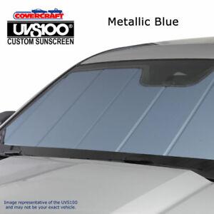 CoverCraft Silver Sunscreen Folding Sun Shade Shield VW R32 2008 UV11054SV