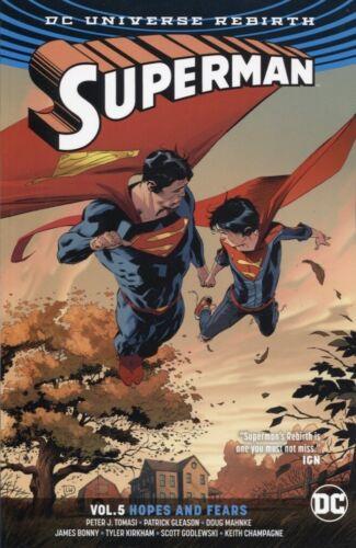 SUPERMAN TPB VOL 5 HOPES AND FEARS REBIRTH REPS #27-32 NEW//UNREAD
