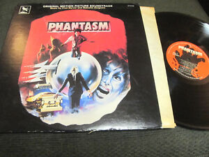 PHANTASM-OST-soundtrack-rare-NM-039-79-orig-cult-lp-fred-myrow-malcolm-seagrave-WOW