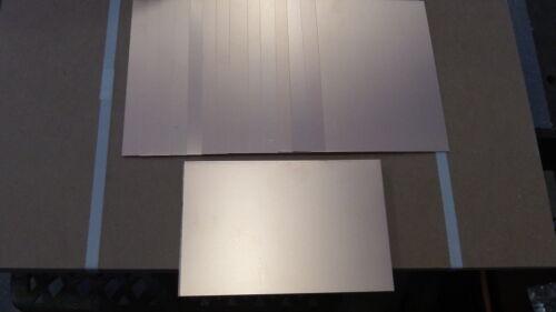 4x6  FR-4  .012 2 oz 14 pcs  Copper Clad Laminate Board Double Sided BLACK