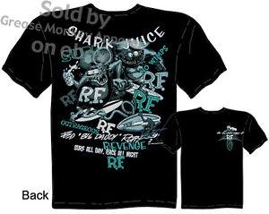 Ed-Roth-Rat-Fink-T-Shirt-Big-Daddy-Shirt-Shark-Juice-Collage-Automotive-Shirts