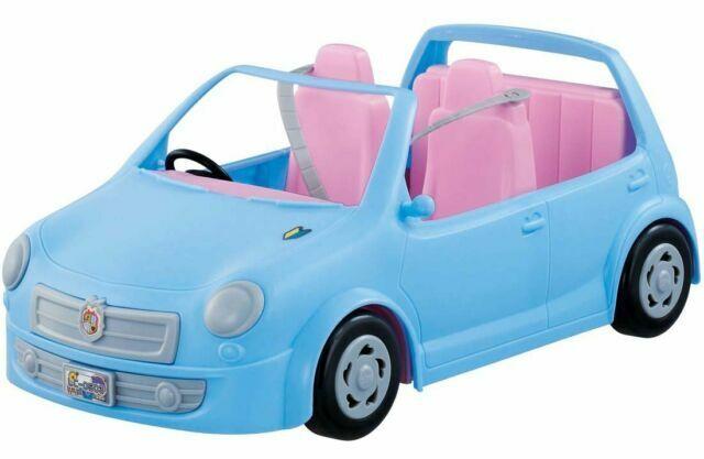 TAKARA TOMY Licca-chan LF-04 Licca-chan Family Car w// Tracking NEW