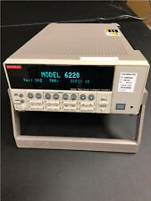 Keithley 6220 Low Noise Precision Dc Current Source Power Supply