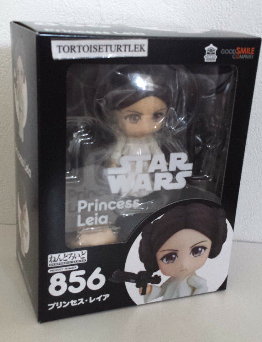 Nendorid Star Wars A New Hope Princess Leia action figure