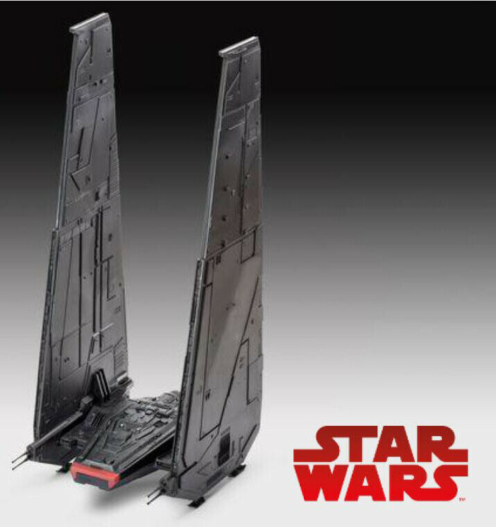 Revell - 1 93 Model Kit - Star Wars  Kylo Ren's Command Shuttle