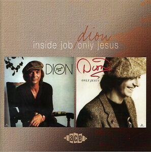 Dion-Inside-Job-Only-Jesus-New-CD-UK-Import
