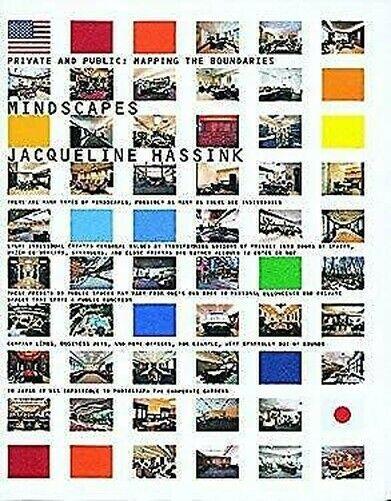 Mindscapes von Hassink, Jacqueline