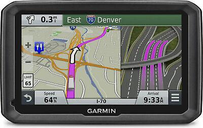 Garmin Dēzl 770lmthd Trucking Gps 7 Touchscreen Lifetime Maps Hd Traffic Update Ebay