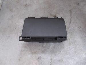 vauxhall astra h 04 10 fuse box control module 015349211 ebay rh ebay co uk  vauxhall astra 04 fuse box