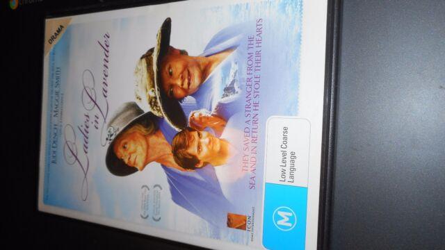 ladies in lavender dvd