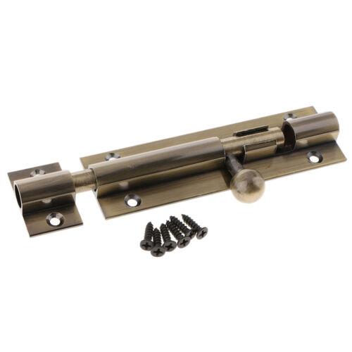 Vintage Sicherheit Möbelriegel Verschlussriegel Schnappverschluss,4~6  Zoll