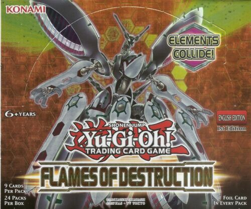 Trickstar Light Arena FLOD-EN054 Rare Yu-Gi-Oh Card English 1st Edition New