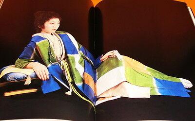 Yoko Shimura S Kimono Book Opera Japan Japanese 0314 Ebay