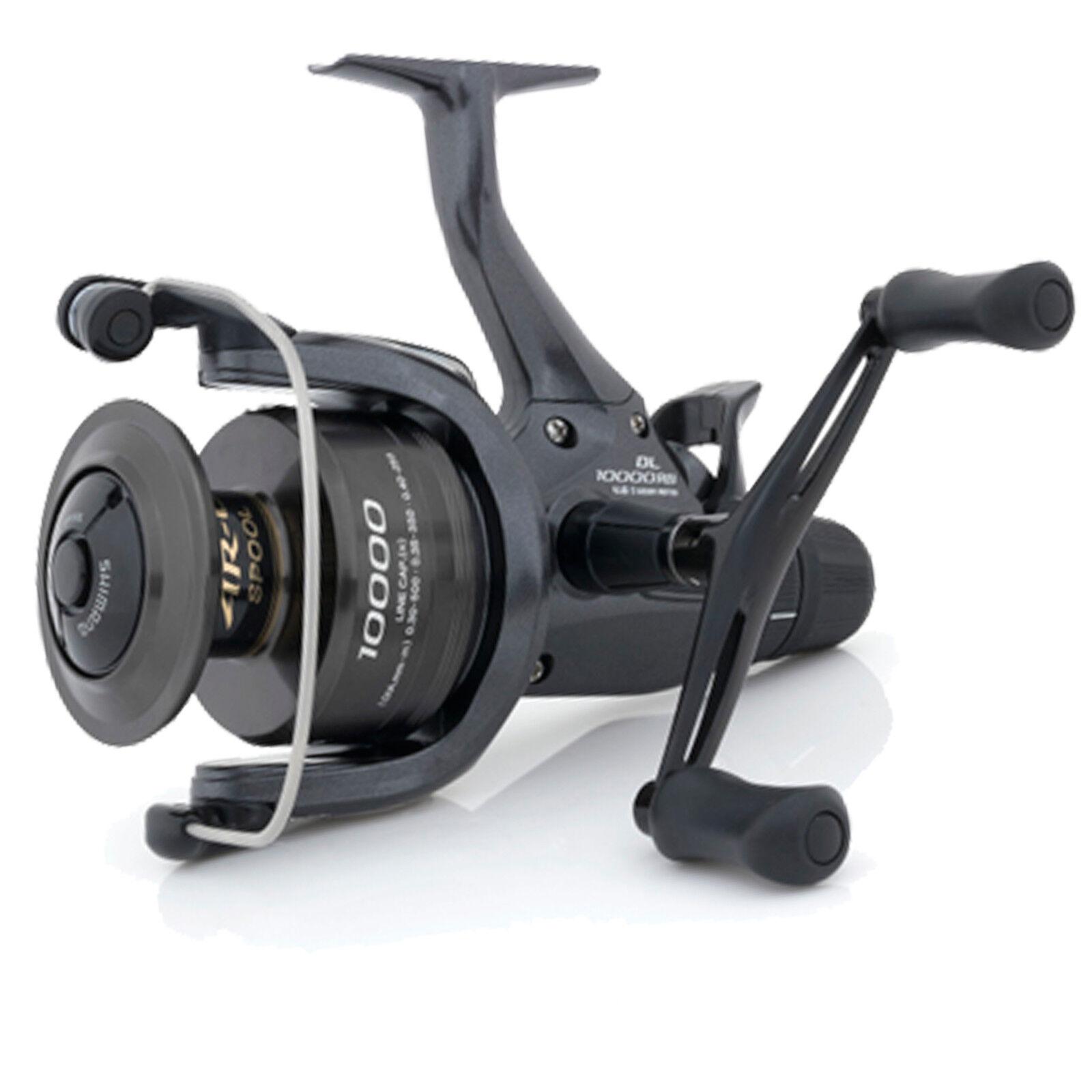 Shimano carrete libre pesca carrete pesca Carpa carrete - Baitrunner DL 6000 RB