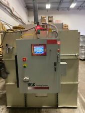 Powder Coating Oven Bgk Finishing Systems Ir Batch Infrared