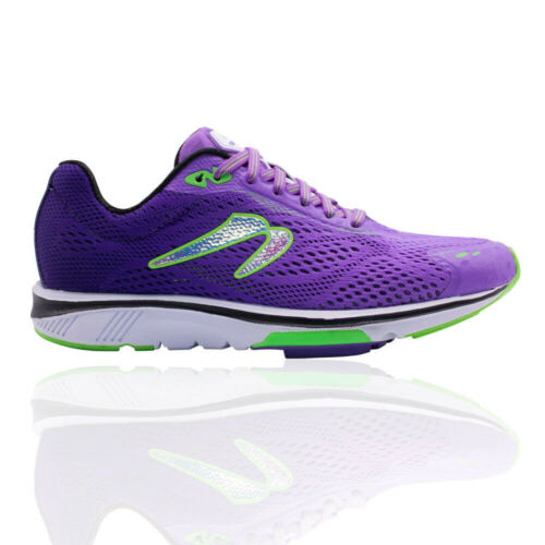 Newton Womens Motion 8 Running Shoes Trainers Sneakers Purple Sports Breathable