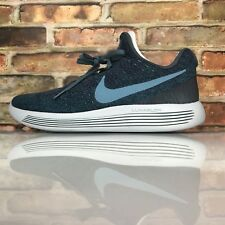 new product 3c764 bb641 Nike Lunarepic Low Flyknit 2 Mens Running Shoes 11 Blue Force Navy 863779  404