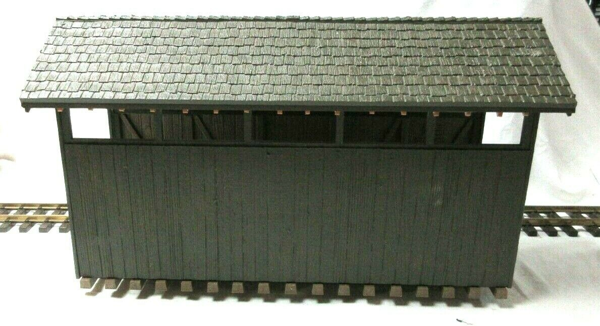 ARISTO CRAFT 7101 COVERED BRIDGE