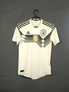Germany Jersey Player Issue 2018 2019 Home XS Shirt Adidas Football BR7313 ig93