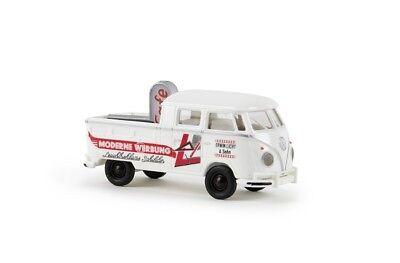 """1:87 Brekina VW Kasten T1b /""""Van Force One/"""" #932083"""