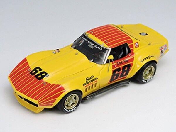 kit Corvette C3  68 Hay-Nagel Mid Ohio 1974 - Arena Models kit 1 43