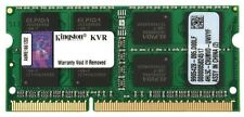 Kingston Technology ValueRAM 8GB DDR3 1600MHz Module memory module KVR16S11/8 No