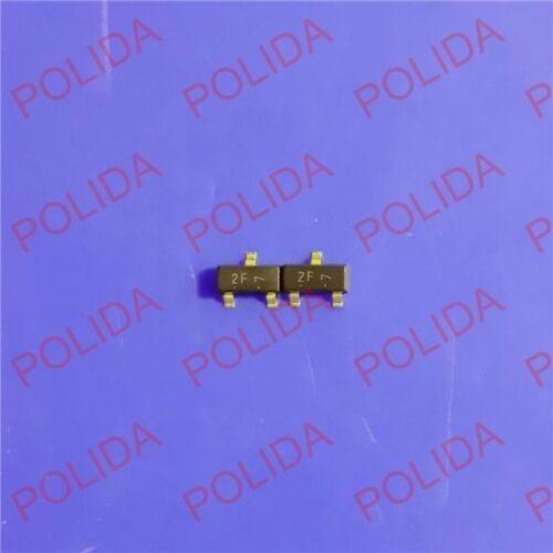 100PCS Transistor CHANGJIANG//ONSEMI SOT-23 MMBT2907A MMBT2907 2N2907A 2N2907 2F