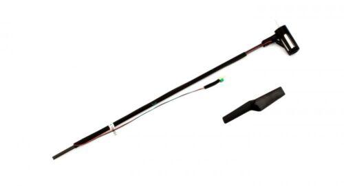 mCP S//X//2 BLH3602L Blade Long TailBoomAssy