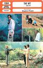 FICHE CINEMA FILM GB THE HIT Réalisateur Stephen Frears