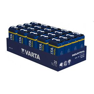Varta8 StückLithium9V Block 9 Volt