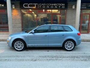 2007 Audi A3 2.0T *PREMIUM PACKAGE/LEATHER/LOADED/PRICE-TO-SELL*