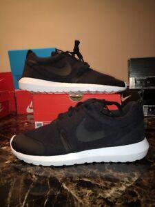 8189d3566854 Nike Roshe NM TP Tech Fleece Pack Black 749658 001 Men s Size 10 No ...