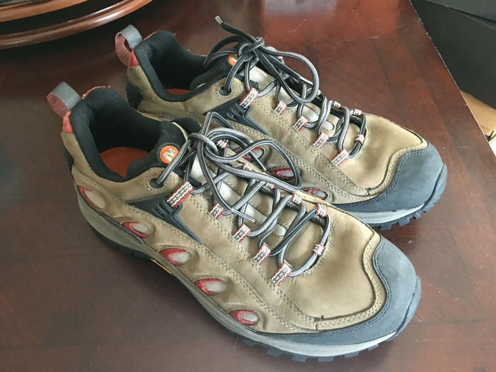 Men's Merrell Radius Hiking Trail shoes 11.5 US (46 EU) - EC