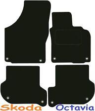 Skoda Octavia Tailored car mats ** Deluxe Quality ** 2009 2008 2007 2006 2005 20