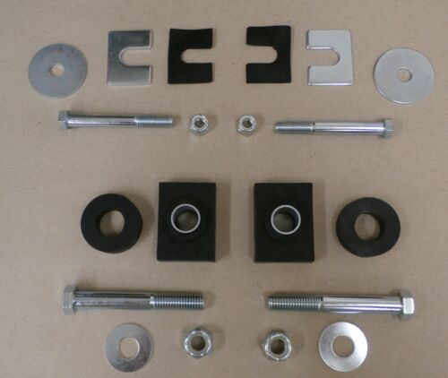 55 56 57 58 59 Chevy GMC 1//2T-1T truck cab mount kit