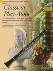 Classical Play-Along for Clarinet by Artem Vassiliev (Mixed media product, 2009)